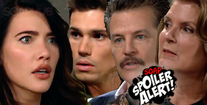 B&B Spoilers Video Preview: Steffy's Entire World Implodes