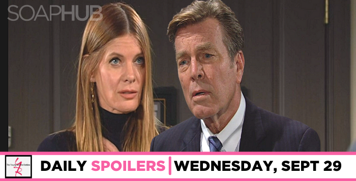 Y&R spoilers for Wednesday, September 29, 2021