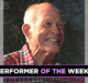 Max Gail General Hospital Performer of the week for GH