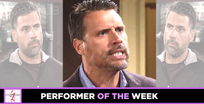 Joshua Morrow The Young and the Restless