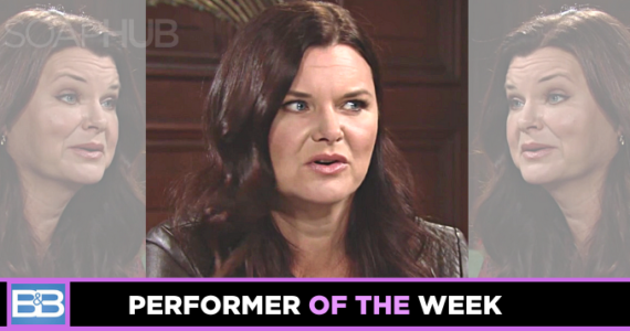The Bold and the Beautiful, Heather Tom