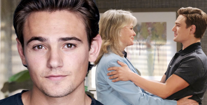 Carson Boatman on Days of our Lives