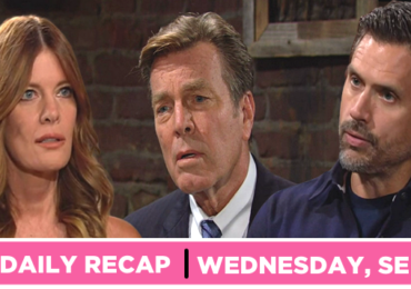 The Young and the Restless recap for Wednesday, September 22, 2021