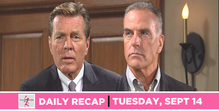 The Young and the Restless recap for Tuesday, September 14, 2021