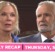 The Bold and the Beautiful Recap: Eric Finally Put Brooke In Her Place