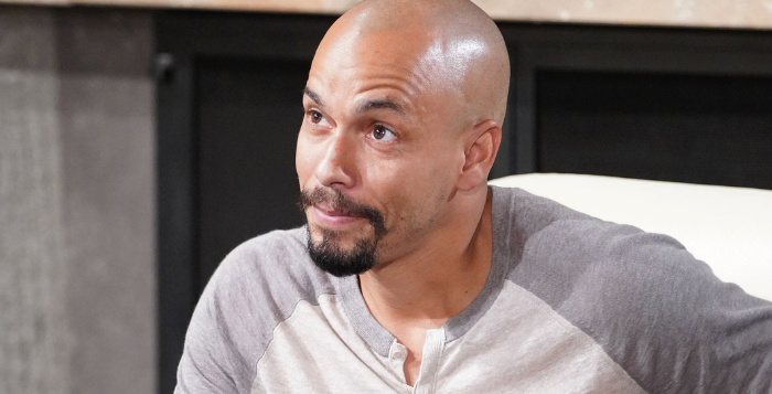 Devon Hamilton on The Young and the Restless