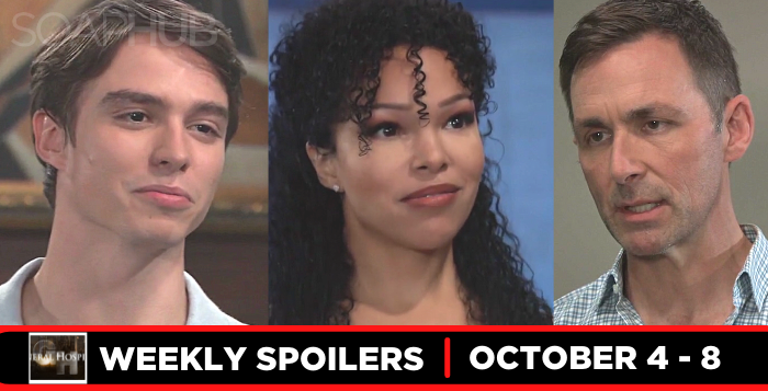 GH spoilers for October 4 – October 8, 2021