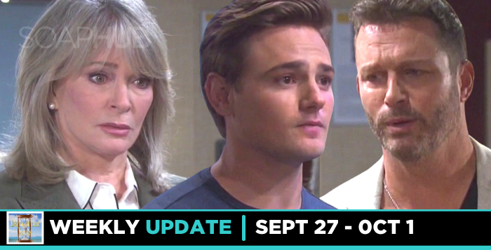 Weekly Update Days of our Lives