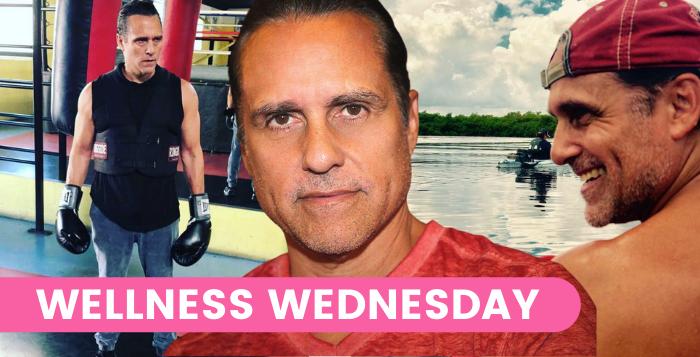 Maurice Benard Wellness Wednesday