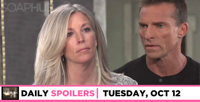 GH spoilers for Tuesday, October 12, 2021
