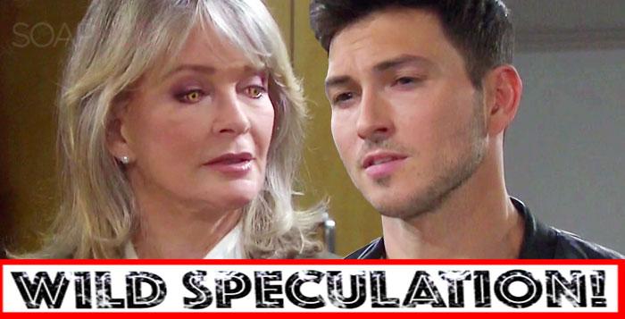 DAYS Spoilers Wild Speculation Marlena Evans and Ben Weston