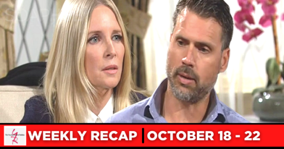 The Young and the Restless Recaps: Broken Hearts And Lost Loves