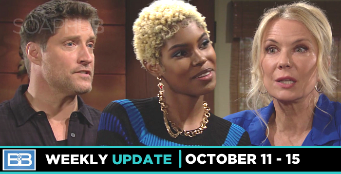 Weekly Update The Bold and the Beautiful